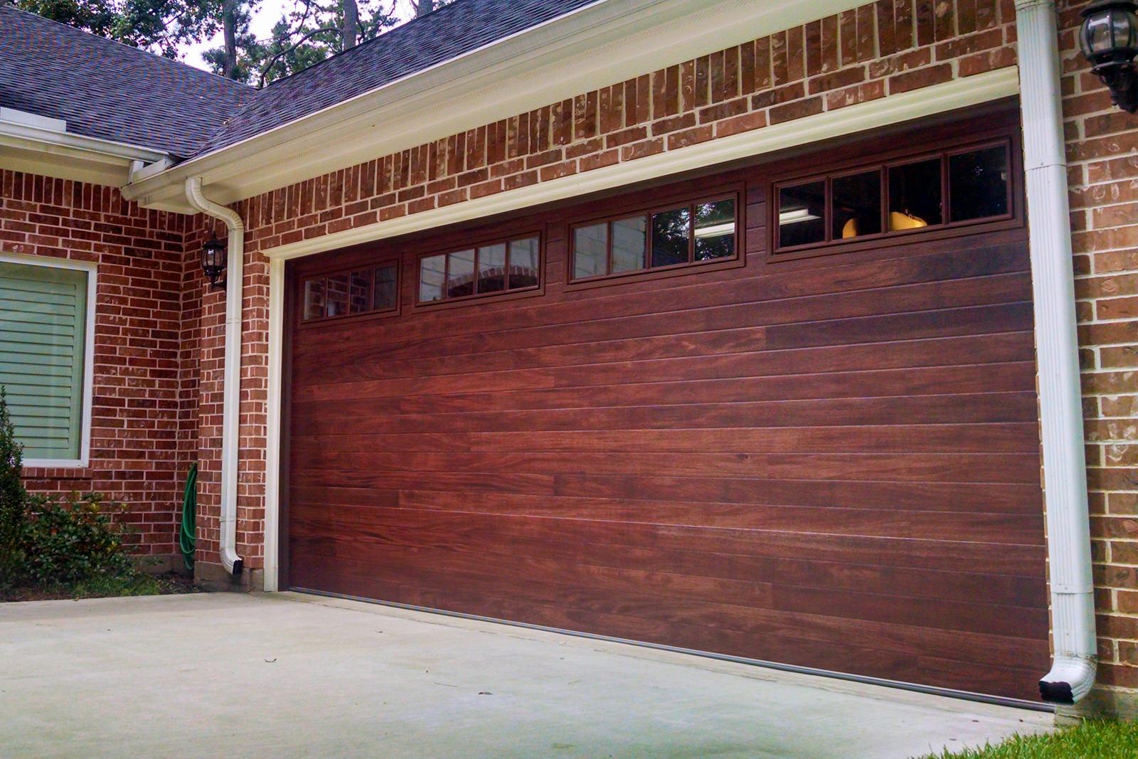 Residential Photos All Area Overhead Doors 512 945 6638